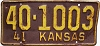1941 Kansas # 1003, Republic County