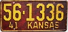 1941 Kansas # 1336, Osborne County