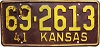 1941 Kansas # 2613, Pawnee County