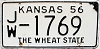 1956 Kansas # 1769, Jewell County
