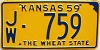 1959 Kansas # 759, Jewell County