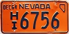 1964 Nevada Not For Hire # 6756