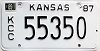 1989 Kansas Corporation Commission # 55350