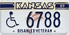 1989 Kansas Disabled Veteran # 6788