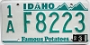1990 Idaho # F 8223, Ada County