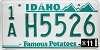 1990 Idaho # H5526, Ada County