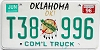 1996 Oklahoma Commercial Truck # T38-996
