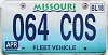 1998 Missouri Fleet Truck # 064-COS