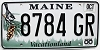2000 Maine graphic # 8784-GR