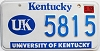 2000 University of Kentucky graphic # 5815