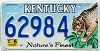 2001 Kentucky Lynx graphic # 62984