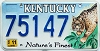 2001 Kentucky Lynx graphic # 75147