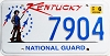 2001 Kentucky National Guard graphic # 7904
