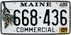 2001 Maine Commercial graphic # 668-436