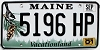 2001 Maine graphic # 5196-HP