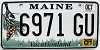 2001 Maine graphic # 6971-GU