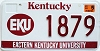 2002 Eastern Kentucky University graphic # 1879