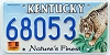 2002 Kentucky Lynx graphic # 68053
