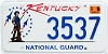 2002 Kentucky National Guard graphic # 3537