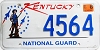2002 Kentucky National Guard graphic # 4654