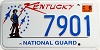 2002 Kentucky National Guard graphic # 7901