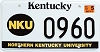 2002 Northern Kentucky University graphic # 960