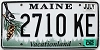 2002 Maine graphic # 2710-KE