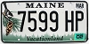 2002 Maine graphic # 7599-HP