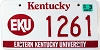 2003 Eastern Kentucky University graphic # 1261