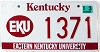 2003 Eastern Kentucky University graphic # 1371