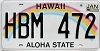 2003 Hawaii Rainbow # HBM-472