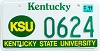2003 Kentucky State University graphic # 624