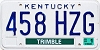 2003 Kentucky Temp Use # 458-HZG, Trimble County