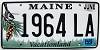 2003 Maine graphic # 1964-LA
