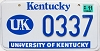 2003 University of Kentucky graphic # 337