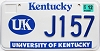 2003 University of Kentucky graphic # J157