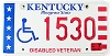 2004 Kentucky Disabled Veteran # 1530