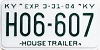 2004 Kentucky House Trailer # H06-607