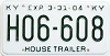 2004 Kentucky House Trailer # H06-608