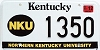 2004 Northern Kentucky University graphic # 1350