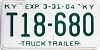 2004 Kentucky Truck Trailer # T18-680