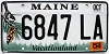 2004 Maine graphic # 6847-LA
