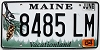 2004 Maine graphic # 8485-LM
