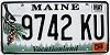 2004 Maine graphic # 9742-KU