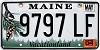 2004 Maine graphic # 9797-LF