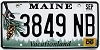 2006 Maine graphic # 3849-NB