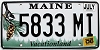 2006 Maine graphic # 5833-MI
