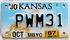 2007 Kansas Moped # PWM31, Johnson County
