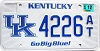2009 University of Kentucky # 4226AT