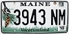 2010 Maine graphic # 3943-NM